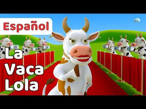 La Vaca Lola + Tiburon Bebe + Las Mejores Canciones Infantiles +Recopilación
