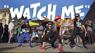 Silento - Watch Me (Whip/Nae Nae) | YAK x TURFinc Dem Bague Boyz & Phoenix Lil'Mini #WatchMeDanceOn