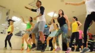 Kuarto de Empregada - Você Subia // Coreografia da Fit Dance // Academia Fit Club