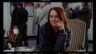 Just my Luck - Deleted scene 2 - Bank