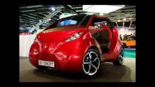 XD CONCEPT ELECTRICAL  CAR (DOKING XD) -  PRVI HRVATSKI ELEKTRIČNI AUTO dok-ing