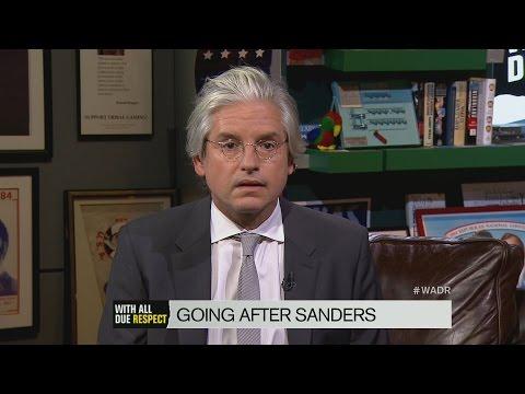 David Brock Apologizes To Bernie Sanders . . . What