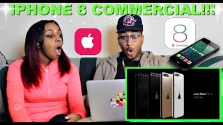 iFhone 8 Commercial Leaked! By NigaHiga Reaction!!!