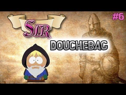 SIR DOUCHEBAG OF THE KKK - South Park: Stick of Truth - Part 6