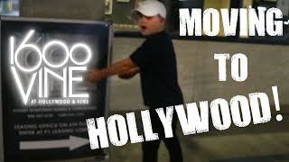 ROCCO IS MOVING TO LA (1600 VINE)