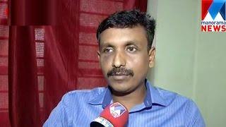 Puthankurisu SI says he not went to serial actress home Manorama News