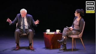 Bernie Sanders In A Candid Conversation With Sarah Silverman