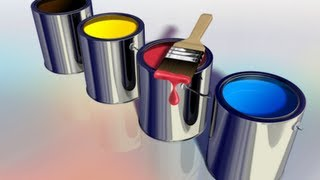 How to Mix Paint Colors - Using Primary Colors