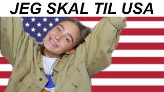 JEG SKAL TIL USA!!!