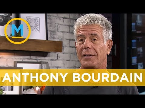 Xxx Mp4 What Does Anthony Bourdain Cook For His Family 3gp Sex