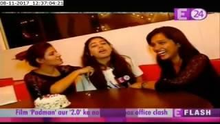 U Me Aur Tv ke saath Nitika & Sarika
