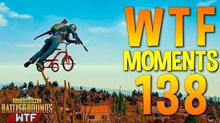PUBG WTF Funny Moments Highlights Ep 138 (playerunknown