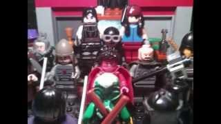 Lego Kick-ass 2 Trailer