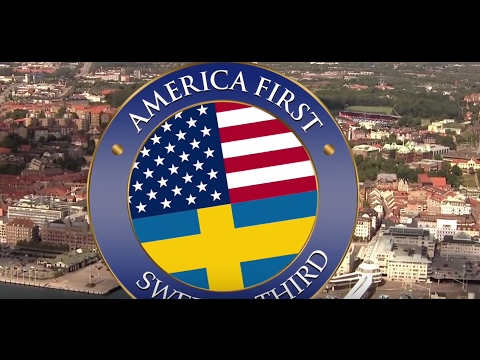 America First Sweden second