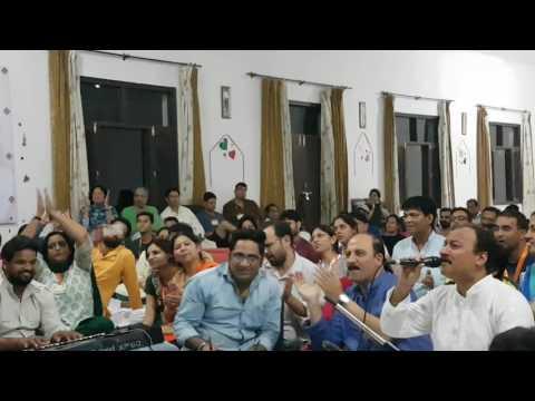 Rishi Nitya pragya ji- Jai jai Radha Raman Hari bol