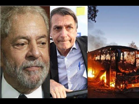 Lula SAIU da prisão! + Ultimas loucuras: Bolsonaro, Guerra Santa e outros!