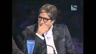 X Factor India - Nirmitee pays a classy tribute to Amitabh Bachchan- X Factor India - Episode 20 - 22nd Jul 2011