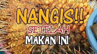 DIBIKIN NANGIS SETELAH MAKAN PECEL KUNINGAN 3 CENTONG SAMBAL!!!