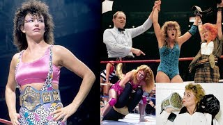 Top 10 WWE Womens Matches (1985 - 1988)
