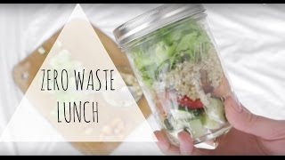 How to Pack a Zero Waste Lunch | Back to School Zero Waste Style