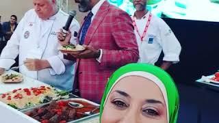اطباقي المميزة  في عالم ابو ظبي للمأكولات