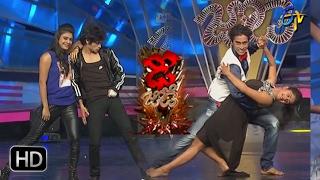 Himanshu and Archi& Vidhya and Pandu Intro | Performance | Dhee Jodi | 15th February 2017
