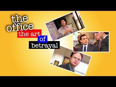 Xxx Mp4 The Art Of Betrayal The Office US 3gp Sex