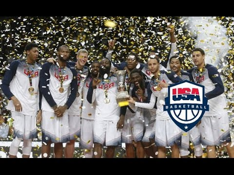 watch Team USA Gold Medal Game Full Highlights vs Serbia 2014.9.14 - All 129 Pts, WORLD CHAMPIONS!!!