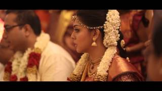 Gokul weds Vidhya - Wedding Montage