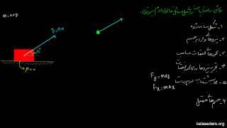 مکانیک نیوتونی ۱۳ - روش حل مسایل مکانیک نیوتونی