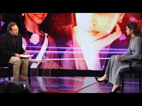 'Accepting Depression Huge Step Forward': Deepika Padukone On India Questions
