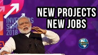 PM Modi announces ₹ 20000 cr Defence industrial corridor for UP | UP Investors Summit |Overseas News