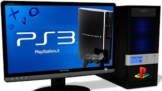 RPCS3 PS3 Emulator for PC - Full install Guide. Tutorial. Install games. Settings. How to Use #001