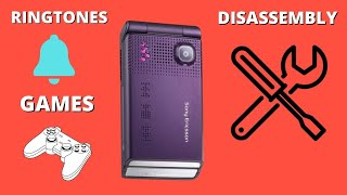 Sony Ericsson W380i Review/Disassembly/Repair/Ringtones.