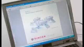 SINGER® FUTURA™ Software Installation (Windows Vista)