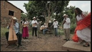 تبلور هنر و موسیقی مکزیک در مستند