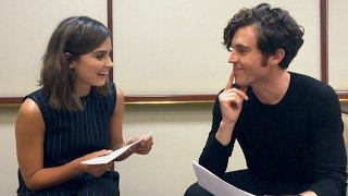 """Victoria: Cast Plays """"Would You Rather?"""""""