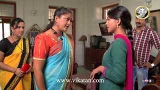 Sathya and Prakash together challenge Gayatri | Best of Deivamagal