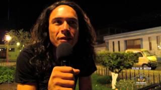 Mortuum, Entrevista TRAS EL TELON DE ACERO