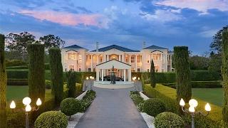 Majestic Mansion Amid Exquisite Gardens in Brisbane, Australia