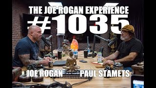 Joe Rogan Experience #1035 - Paul Stamets