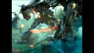 Powerless (Linkin park) Transformer 2