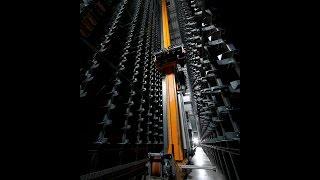 DAMBACH MINI-LOAD - Automated Small-Parts Warehouse