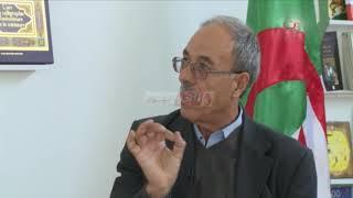 محمد صاري : لم أحزن للخسارة و سعيد بترجمة اعمالي للأمازيغية