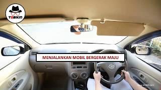 5. Cara mengendarai Mobil Manual : Bergerak Maju