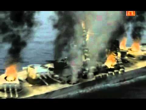 El hundimiento del Yamato