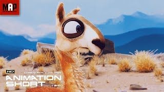 "CGI 3D Animated Short Film ""CAMINANDES 2: GRAN DILLAMA"" Cute & Funny Animation by Blender Foundation"