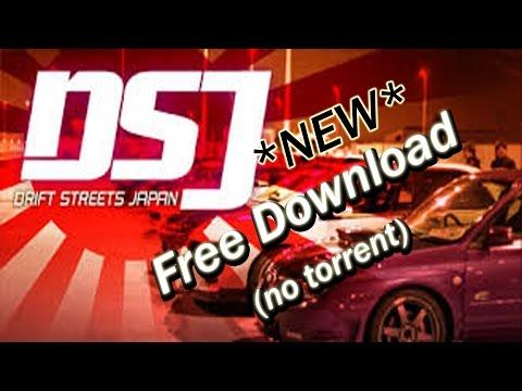 Drift Streets Japan v2.5.0 - Free download (no torrent)