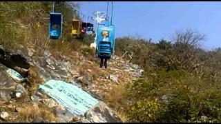 Ropeway Rajgir Rajgiri,BIHAR