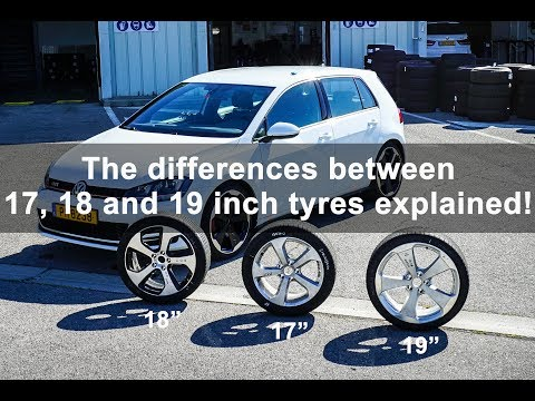 Xxx Mp4 The Differences Between 17 18 And 19 Inch Tyres Tested And Explained 3gp Sex